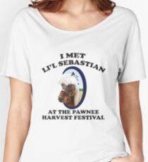 I Met Li'l Sebastian Women's Relaxed Fit T-Shirt