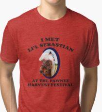 I Met Li'l Sebastian Tri-blend T-Shirt