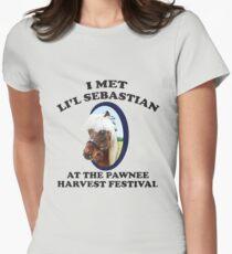 I Met Li'l Sebastian Womens Fitted T-Shirt