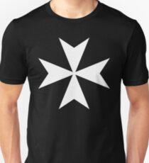 Cross of the Knights Hospitaller T-Shirt