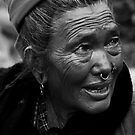 People of Nuwakot by queenenigma
