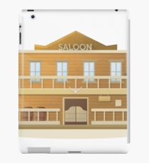 Western Saloon iPad Case/Skin