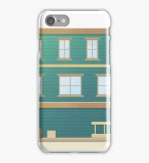 Western Hotel iPhone Case/Skin