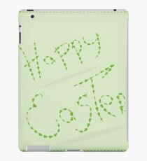 Happy easter iPad Case/Skin