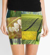 4 Seasons - Spring - 4 Jahreszeiten Frühling Mini Skirt