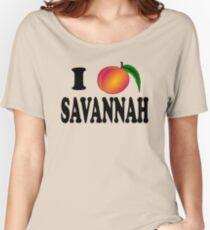 I Love Savannah Women's Relaxed Fit T-Shirt