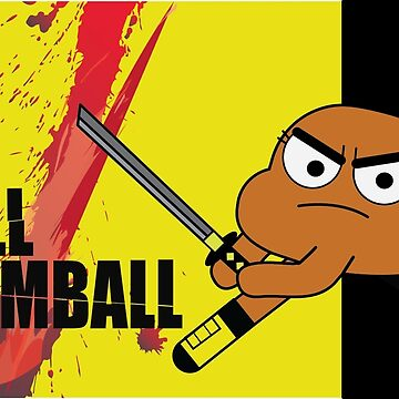 Kill Gumball by PeoplesPoison