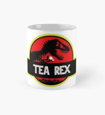Tea Rex Coffee Relax Mug