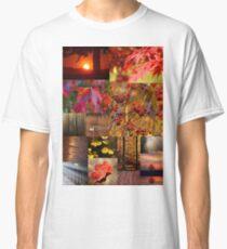 4 Seasons - Autumn / Fall, 4 Jahreszeiten - Herbst Classic T-Shirt