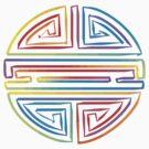 Longevity - Chinese symbol by houk