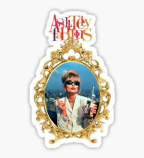 Absolutely Fabulous Patsy Sticker
