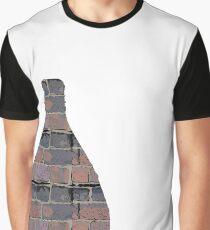 Ziegelbrennofen Grafik T-Shirt