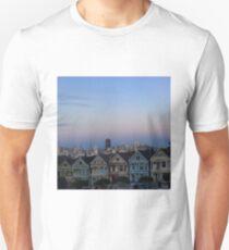 Painted Ladies 2.28.16 Slim Fit T-Shirt