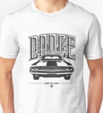 Dodge Challenger Unisex T-Shirt