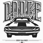 Dodge Challenger by maximgertsen