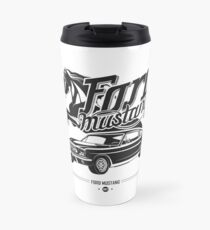 Ford Mustang 1967 Travel Mug
