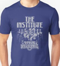 The Institute - Mankind Redefined G T-Shirt