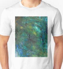 Storm, 2011, 24-30cm, oil on canvas T-Shirt