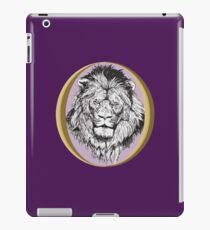 LioN NYE iPad Case/Skin