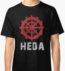 The 100 Heda Symbol [Black] Classic T-Shirt
