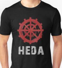 The 100 Heda Symbol [Black] Unisex T-Shirt