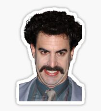Borat Sticker