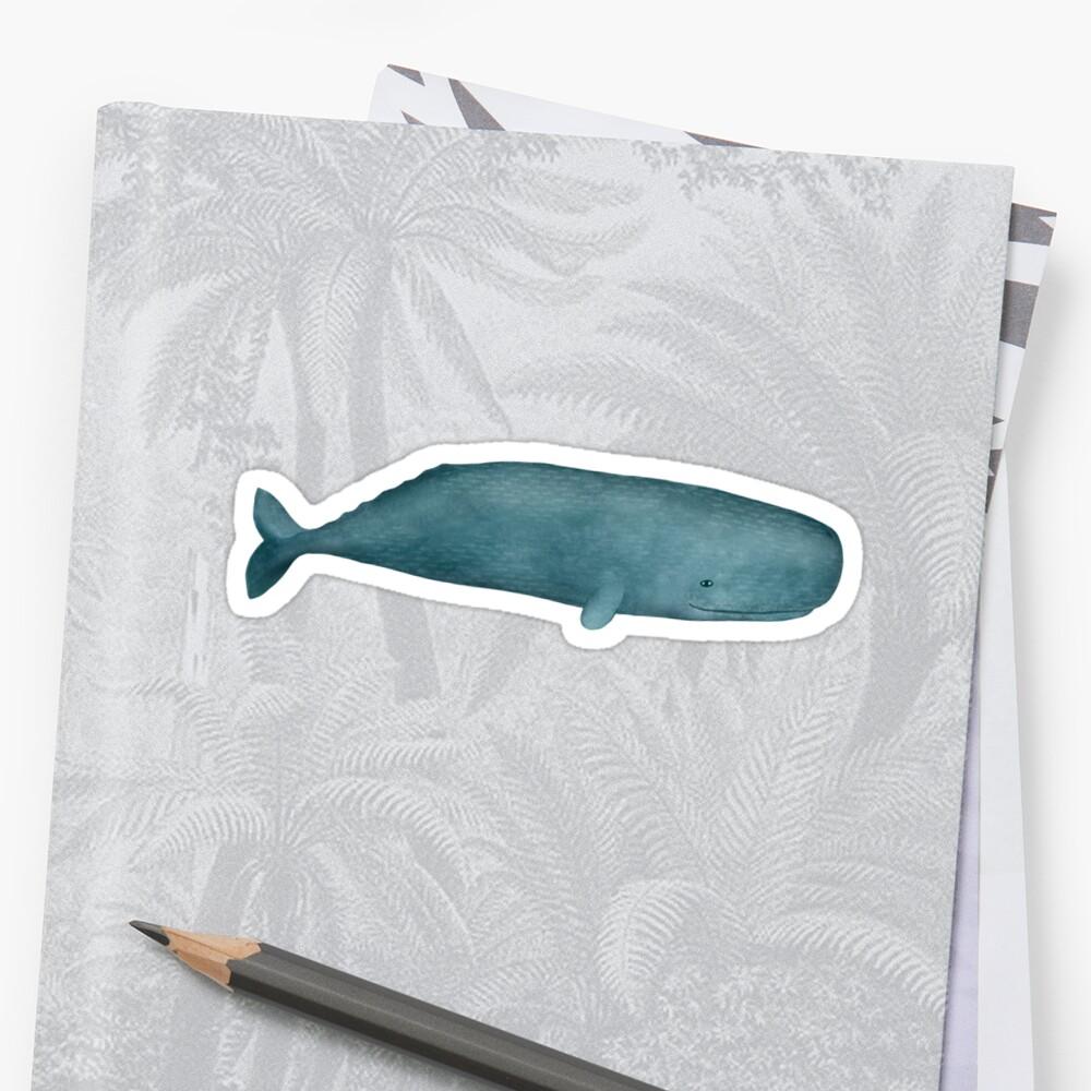 Sperm whale by Oksana Tarasova