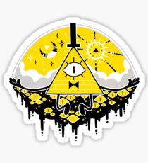 """Bill's Prophecy"" Sticker"