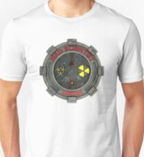 Mad Scientist Union Logo 3D T-Shirt