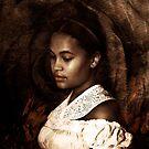 Maïza portrait 2 by annacuypers