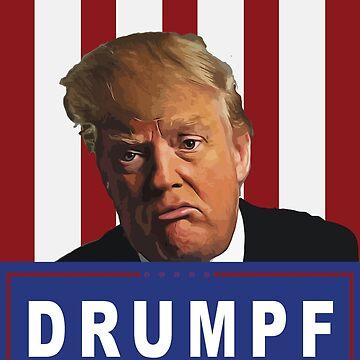 Make Donald Drumpf Again by MauricioC