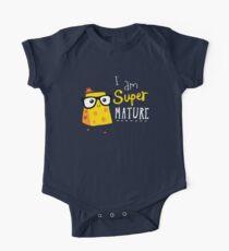 Super Mature Kids Clothes