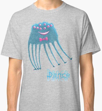 Techno Dance Disco Spider Classic T-Shirt