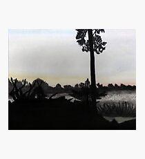 Spalding Mist Photographic Print