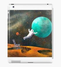 Overcoming Obstacles iPad Case/Skin