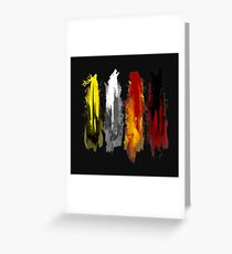 Westeros: Paint Greeting Card