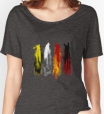 Westeros: Paint Women's Relaxed Fit T-Shirt