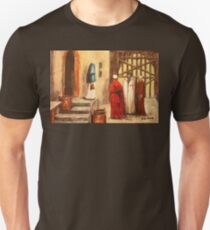 The Courtyard Conversation T-Shirt