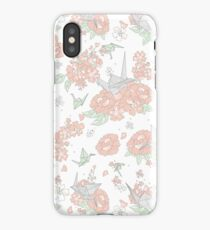 Origami Floral iPhone Case/Skin