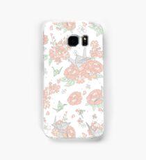 Origami Floral Samsung Galaxy Case/Skin