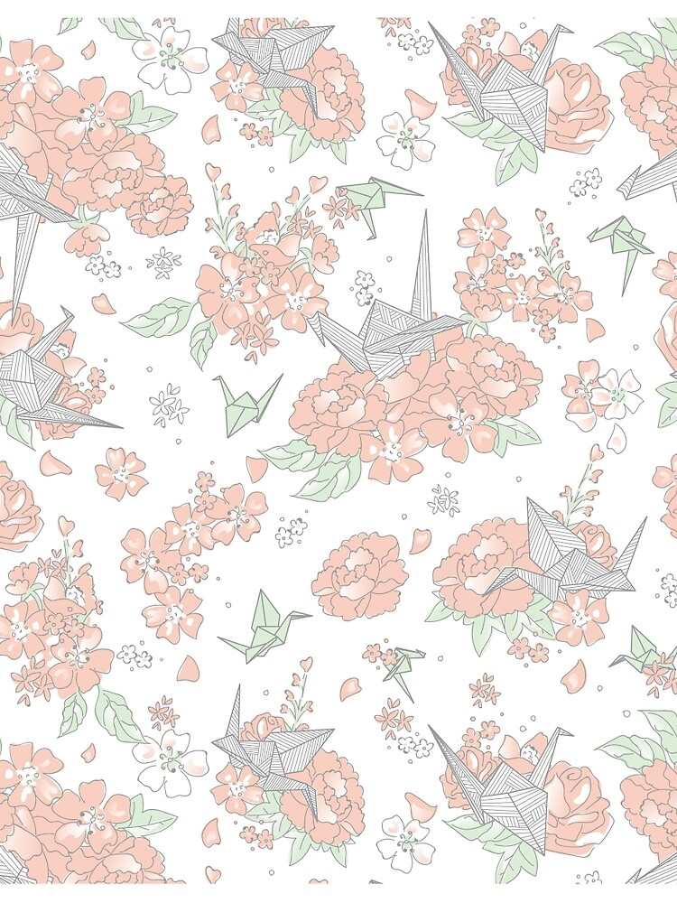 Origami Floral by electrogiraffe