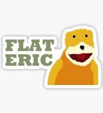 Flat Eric  Sticker