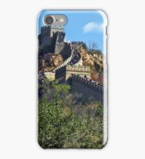 万里长城 GREAT WALL OF CHINA 万里长城  VARIOUS APPAREL iPhone Case/Skin