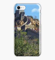 万里长城 GREAT WALL OF CHINA 万里长城  VARIOUS APPAREL iPhone Case/Skin