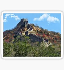 万里长城 GREAT WALL OF CHINA 万里长城  VARIOUS APPAREL Sticker