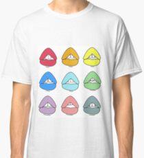 Lips Lips Lips Classic T-Shirt