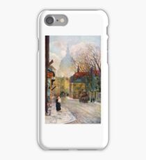 Herbert Menzies Marshall - St. Paul's Cathedral, London iPhone Case/Skin