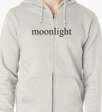 Dangerous Woman: Moonlight Zipped Hoodie