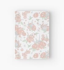 Origami Floral Hardcover Journal