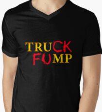 The Original Truck Fump Men's V-Neck T-Shirt